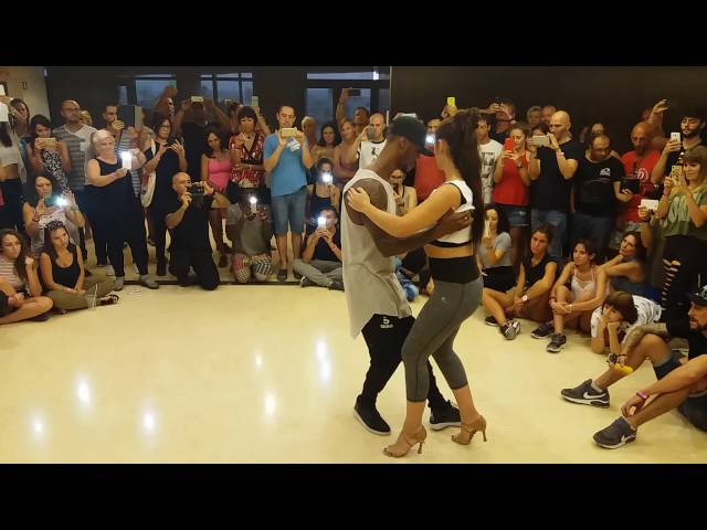 Demo Mike Evens y Marta 2 - Mallorca Feeling Kizomba Festival