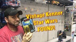 Video Vintage Star Wars FOUND! At K-mart! MP3, 3GP, MP4, WEBM, AVI, FLV Maret 2018
