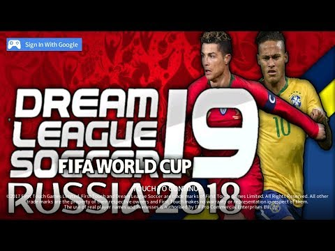 DLS 19 Mod Russia World Cup 2018 Android Download