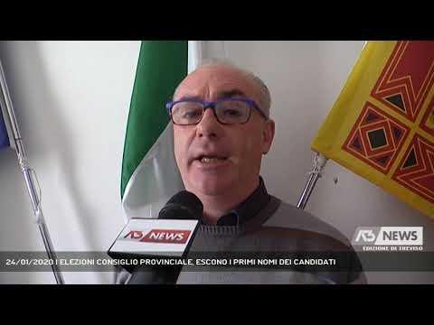24/01/2020 | ELEZIONI CONSIGLIO PROVINCIALE, ESCONO I PRIMI NOMI DEI CANDIDATI