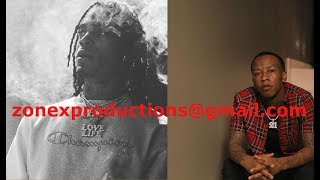 """Download Lagu Atlanta Rapper Dae Dae sends message to 21 Savage lil brother Slaughter Gang Tip """"Pull Up""""! Mp3"""