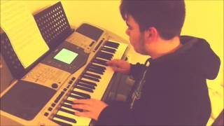 WAKE ME UP (KEYBOARD COVER #10)