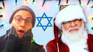 Video Jews Try Christmas For The First Time MP3, 3GP, MP4, WEBM, AVI, FLV Juli 2018