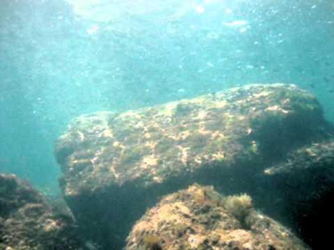 Buceo en Mioño 20-05-2010