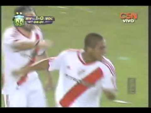 Gol de Jonatan Maidana frente a Boca