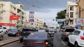 Santiago Dominican Republic  city images : Driving In Santiago, Dominican Republic city living part 1