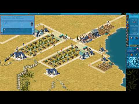 Let's Play Poseidon: Master of Atlantis: Part 21 - Near the Hellenes [Mission 21]