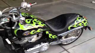 9. 2008 Arlen Ness victory jackpot for sale