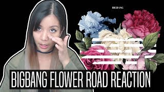 Video BIGBANG FLOWER ROAD (꽃 길) REACTION | Trying not to get emotional MP3, 3GP, MP4, WEBM, AVI, FLV Juni 2018