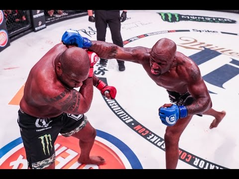 Bellator 175 Highlights: Rampage vs. King Mo 2 - MMA Fighting - Thời lượng: 4:57.