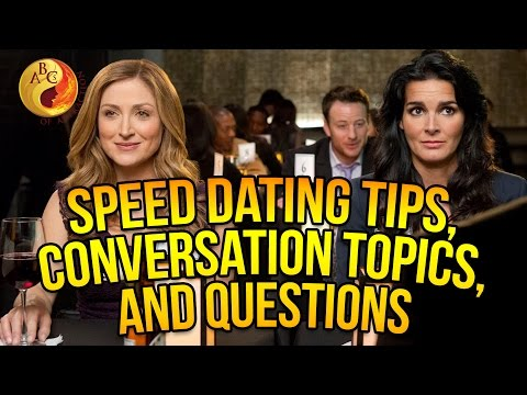 23 Good Speed Dating Tips, Conversations and Questions | Ask JT Tran (feat Jessica J)
