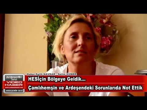 CHP İstanbul Milletvekili Ardeşen'de