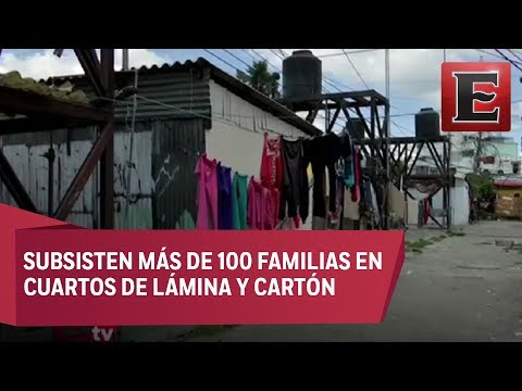 Damnificados del sismo del 85 sin hogar digno para vivir
