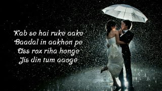 Video Jis Din Tum Aaoge Full Song  (Lyrics) ▪ Soham Naik ▪ Anurag Saikia ▪ Kunaal Vermaa ▪ Vatshal, Garima download in MP3, 3GP, MP4, WEBM, AVI, FLV January 2017