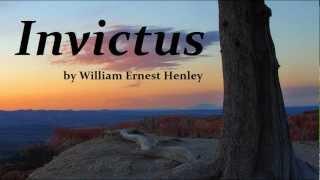 INVICTUS - Inspirational Poem - by William Ernest Henley - FULL Short Poem AudioBook | Poetry