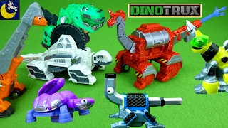Video LOTS of NEW Dinotrux Toys Hydrodon Splitter Sawmetrodon Battering Ram Skya Green Ty Rux Revvit Toys! MP3, 3GP, MP4, WEBM, AVI, FLV Oktober 2018