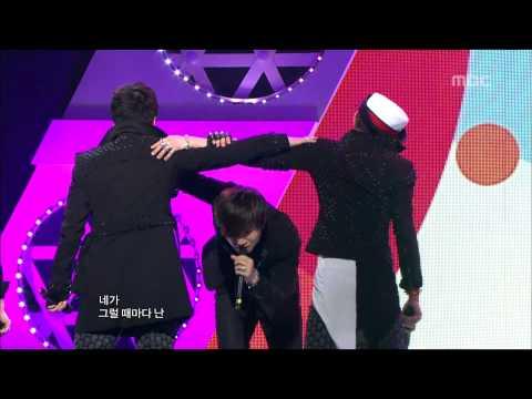 BIGBANG – Stupid Liar, 빅뱅 – 스투피드 라이어, Music Core 20110430