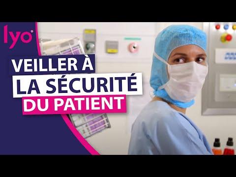 La sécurité du patient au Centre Hospitalier de Bretagne Sud