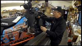 11. Kurt's Polaris Pro RMK Gear Down Kit Installation