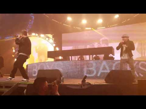The Chainsmokers ft. Surprise Guest Backstreet Boys (Live, LACC 2016)