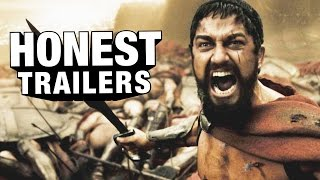Video Honest Trailers - 300 MP3, 3GP, MP4, WEBM, AVI, FLV Maret 2019
