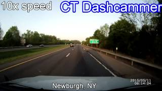 Plantsville (CT) United States  city images : Timelapse: I-84 west from Southington, CT to Lords Valley, PA