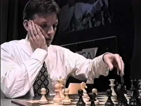 Most Exciting Chess Video Ever – GM Maurice Ashley at 1995 Intel Grand Prix
