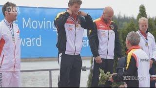 Steffi Kriegerstein und Tom Liebscher werden Dresden bei den Olympischen Spielen in Rio vertreten. Beide konnten sich am Wochenende beim Weltcup-Rennen in Racice beweisen. FANBLOCK-TV hat Tom Liebscher begleitet und gut zwei Monate vor der Olympiade den Formcheck gemacht.