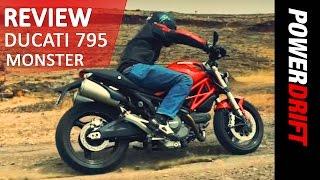 5. Ducati 795 Monster : Review : PowerDrift