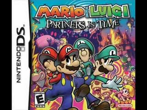 Mario & Luigi: Partners In Time Music; Boss Fight