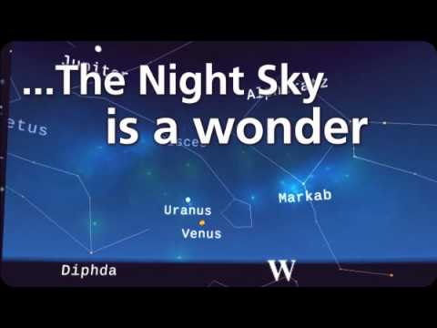 Video of The Night Sky