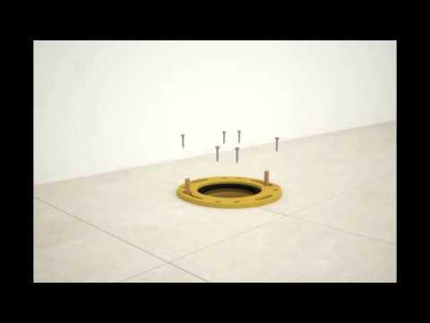 Instalar una Taza con Fluxómetro Corona Colombia