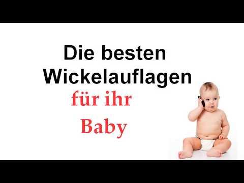 👶 Die besten Wickelauflagen für ihr Baby 👶