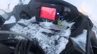 6. 2015 Polaris Voyageur 600 Coldstart