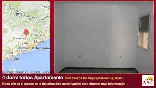Sant Fruitos De Bages Spain  city photos : 4 dormitorios Apartamento se Vende en Sant Fruitós De Bages, Barcelona, Spain