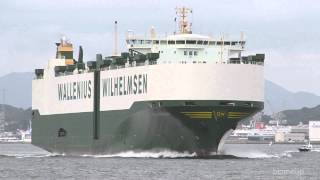 TURANDOT - Wallenius Wilhelmsen vehicles carrier - 2015