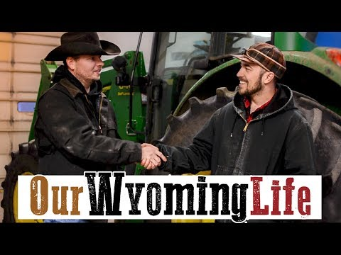 Our Wyoming Life - Private Ranch Tour