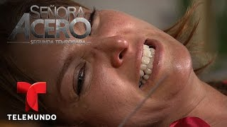 Video Señora Acero 2 | Escena del Dia 27 | Telemundo Novelas download in MP3, 3GP, MP4, WEBM, AVI, FLV January 2017