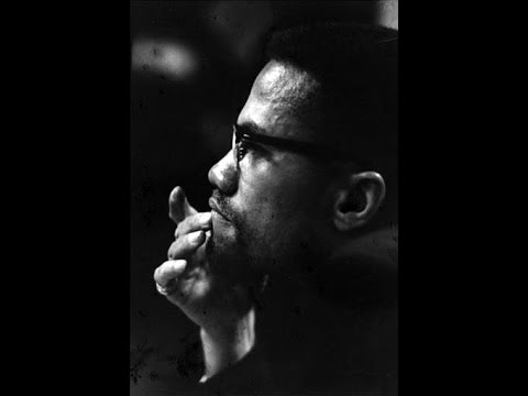 RBG  By Any Means Necessary, Malcolm X