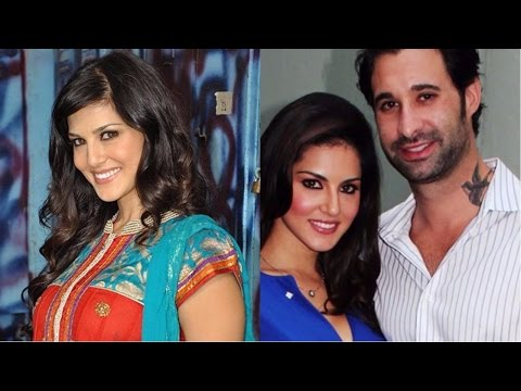 Sunny Leone With Denial Spotted At Artist Agency
