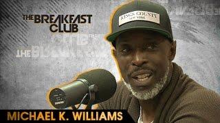 Video Michael K. Williams Interview With The Breakfast Club (9-1-16) MP3, 3GP, MP4, WEBM, AVI, FLV Oktober 2018