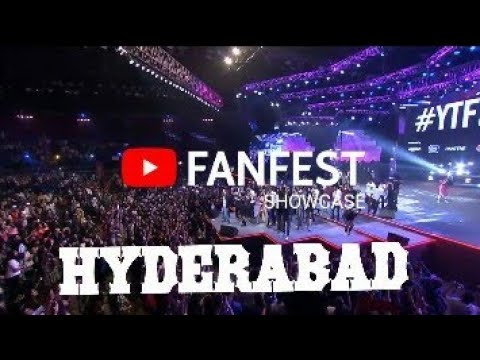 Download Youtube Fanfest Showcase Hyderabad. HD Mp4 3GP Video and MP3