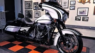 10. Custom 2017 Harley-Davidson Street Glide Special