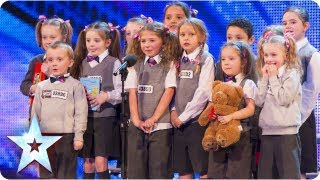 PreSkool the adorable dance troupe hit the stage | Week 5 Auditions | Britain's Got Talent 2013