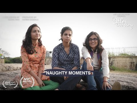 Aadya & Aachal with Roopa 'Naughty Moments'|JLT's The 'Other' Love Story