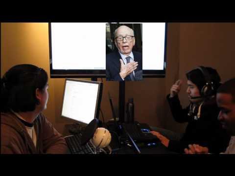 First Hexabites Podcast! Rupert Murdoch is a Douche and CES Smells