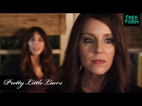 Pretty Little Liars 7.01 Clip 'Tea'