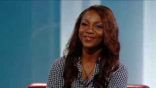 Genevieve Nnaji Interview on George Stroumboulopoulos Tonight Show