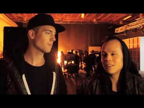 David Guetta - Just One Last Time (Behind The Scenes) ft. Taped Rai