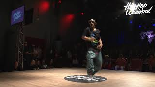 Damon – Hip Hop Weekend JUDGE SOLO